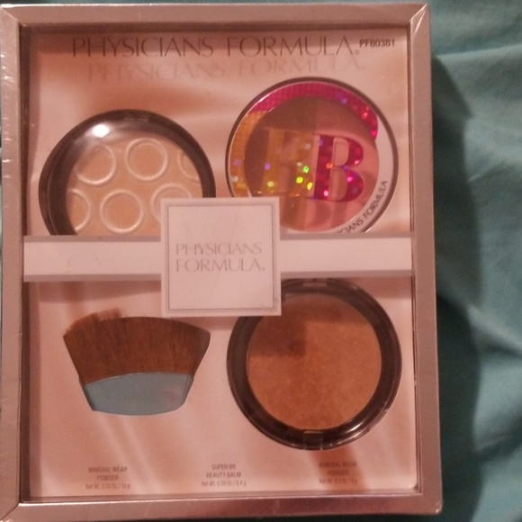 Physicians Formula Other - Physicians formula 3 piece mineral wear